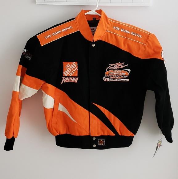 214142e5 Chase Jackets & Coats | Tony Stewart Racing Coat Nwt | Poshmark